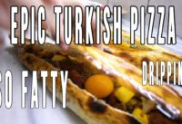 Don't Call It Turkish Pizza | Turkish Pide | Epic Turkish Food