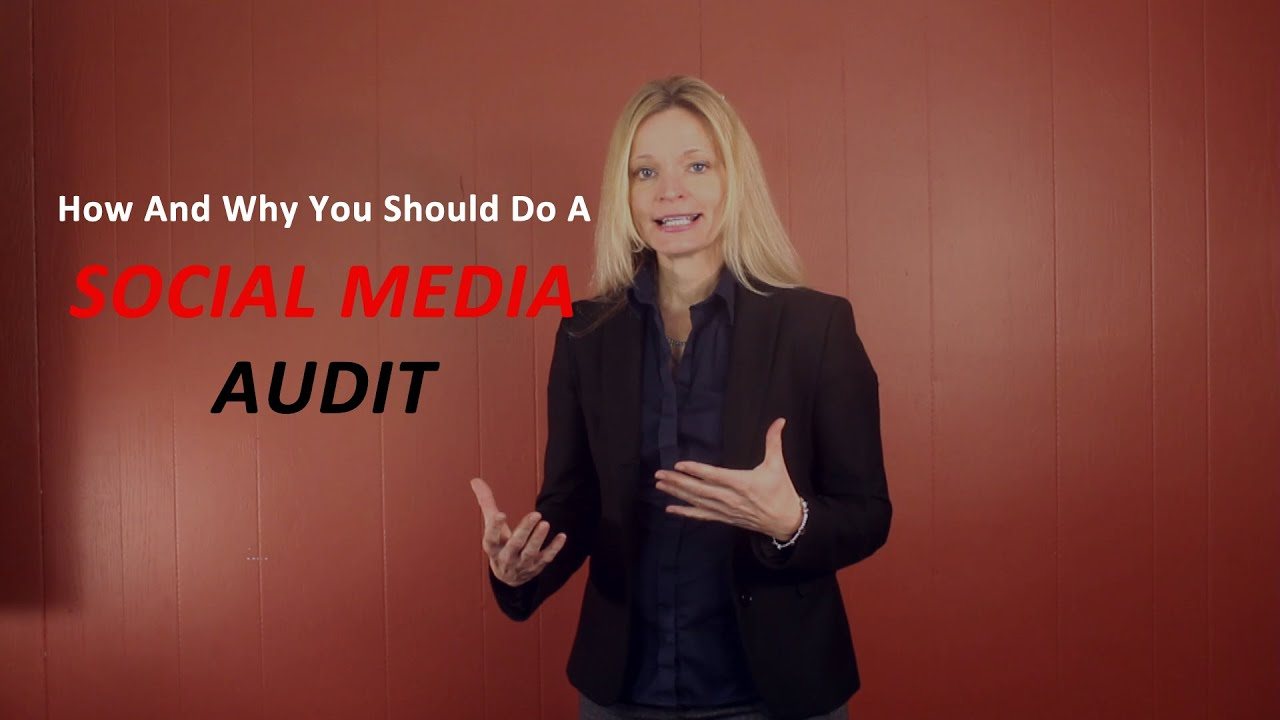 How and Why To Do A Social Media Audit