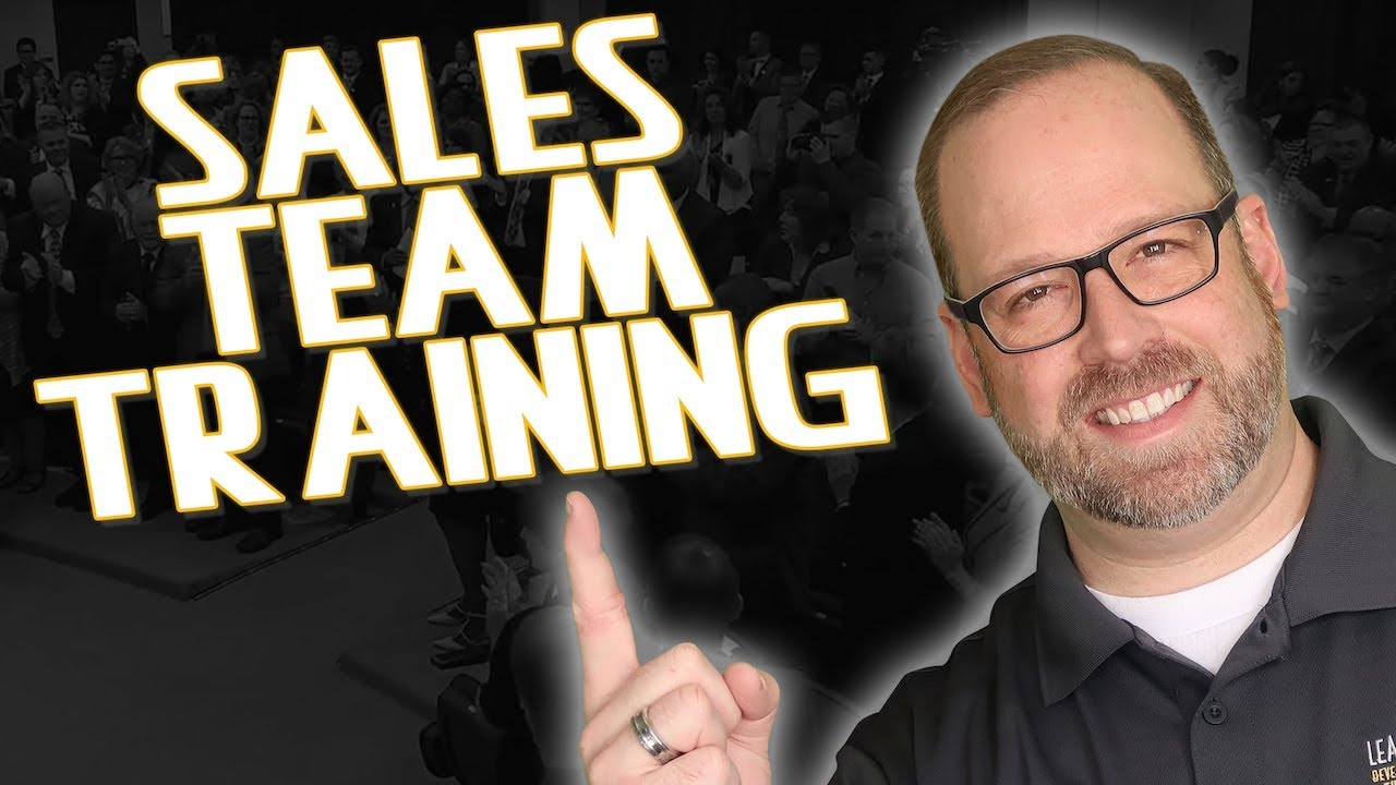How To Conduct Great Sales Team Training