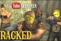 Why Violent Video Games Don't Cause Violence | Today's Topic | Geek Week