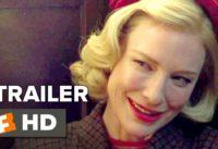 Carol Official US Trailer #1 (2015) - Rooney Mara, Cate Blanchett Romance Movie HD