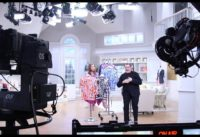 Behind The Scenes At QVC