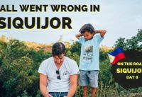 SIQUIJOR - it all WENT WRONG - Island hopping in the Philippines