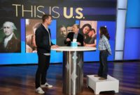Justin Hartley Faces Off Against Macey Hensley in 'This Is U.S.' Game