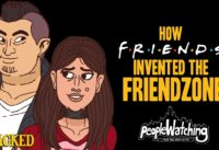 How 'Friends' Invented The Friendzone - People Watching #5