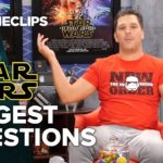 Burning Questions After Watching Star Wars: The Force Awakens with SPOILERS