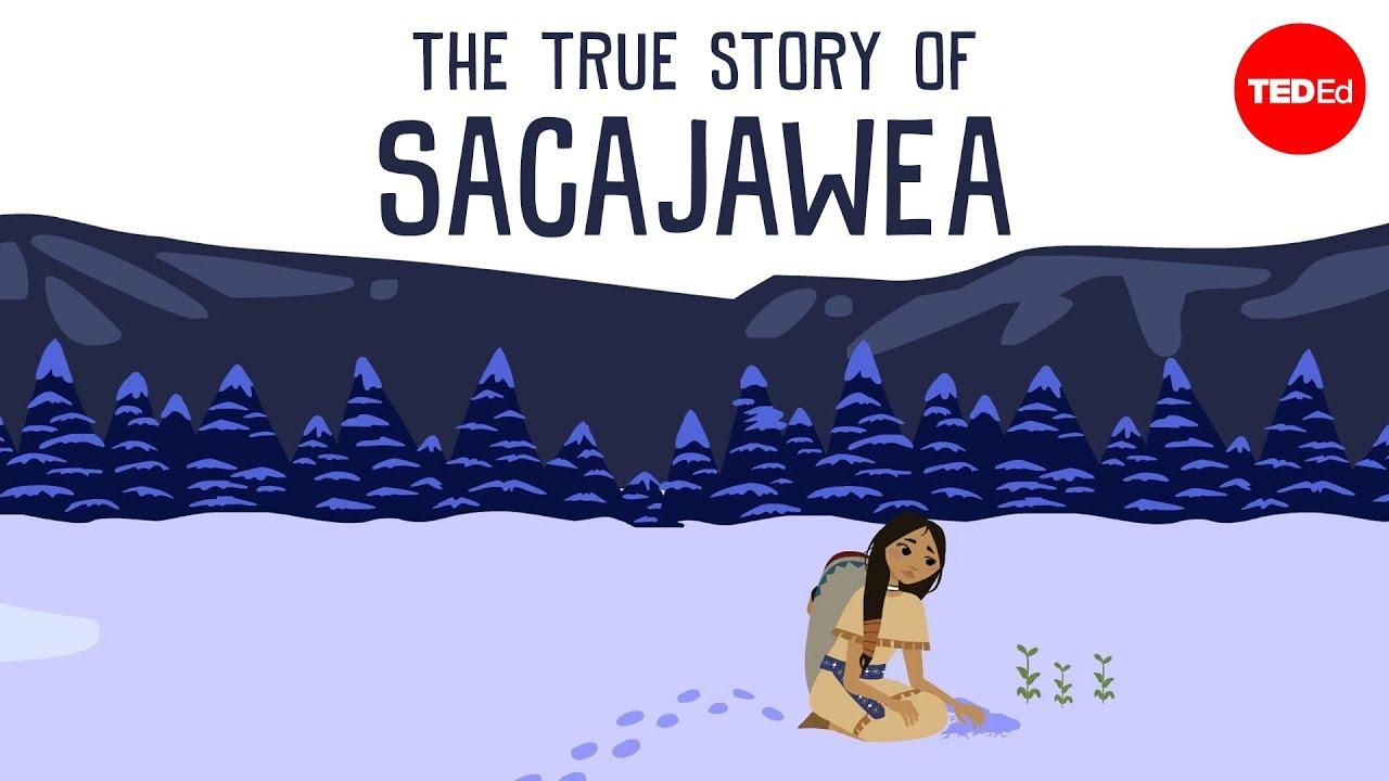 The true story of Sacajawea - Karen Mensing
