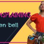 #Momsplaining with Kristen Bell: Adventures in Babysitting