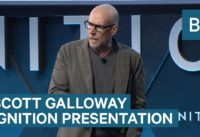 Scott Galloway Says Amazon, Apple, Facebook, And Google should be broken up