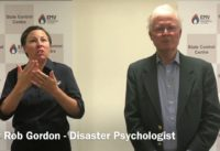 Dr Rob Gordon - Helping children and teenagers with trauma