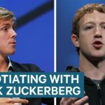 FACEBOOK COFOUNDER: How I Negotiated With Mark Zuckerberg For A $500 Million Stake