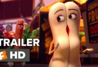 Sausage Party Official Trailer #1 (2016) - Seth Rogen, James Franco Animated Movie HD