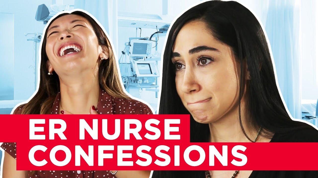 ER Nurses Share Their Wildest Stories