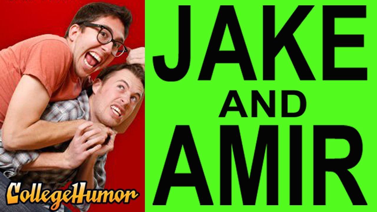 Jake and Amir: Happy Holidays
