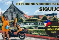 Exploring the ENCHANTED ISLAND SIQUIJOR in THE PHILIPPINES