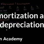 Amortization and depreciation | Finance & Capital Markets | Khan Academy