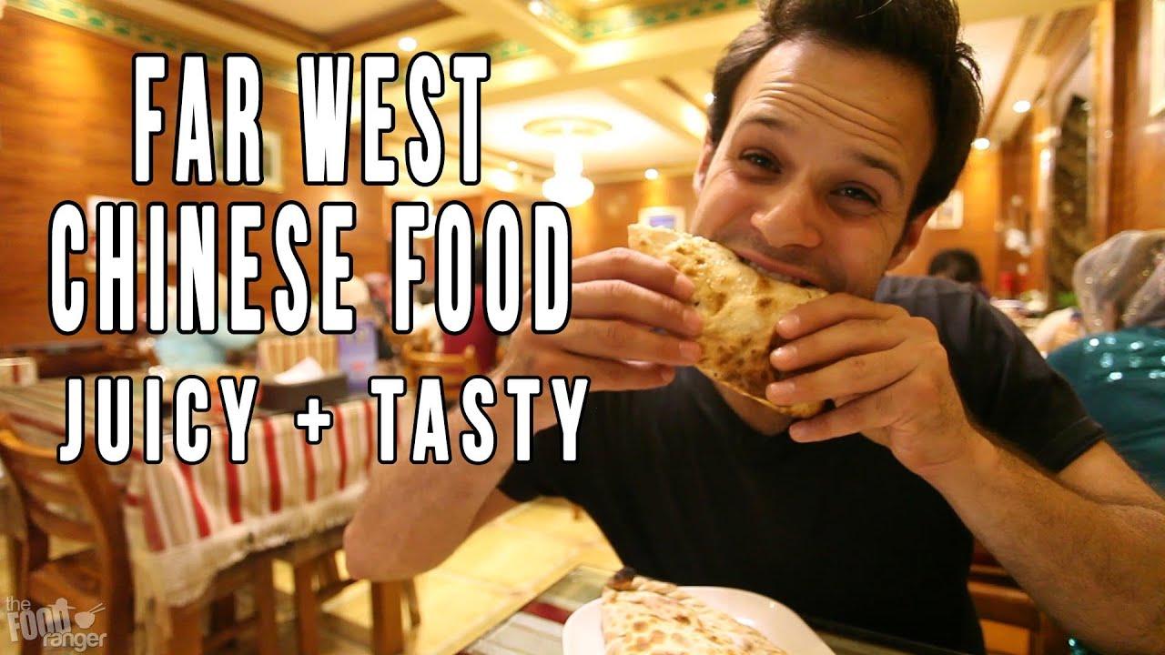 Amazing Far West Chinese Food | Xinjiang Kebabs and Pumpkin Baozi