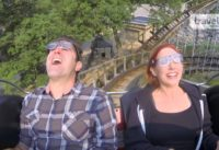 """Best Seat on a Coaster? Kari Byron & Tory Belleci Find Out on THRILL FACTOR"""