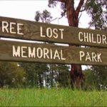 Three Lost Children Walk