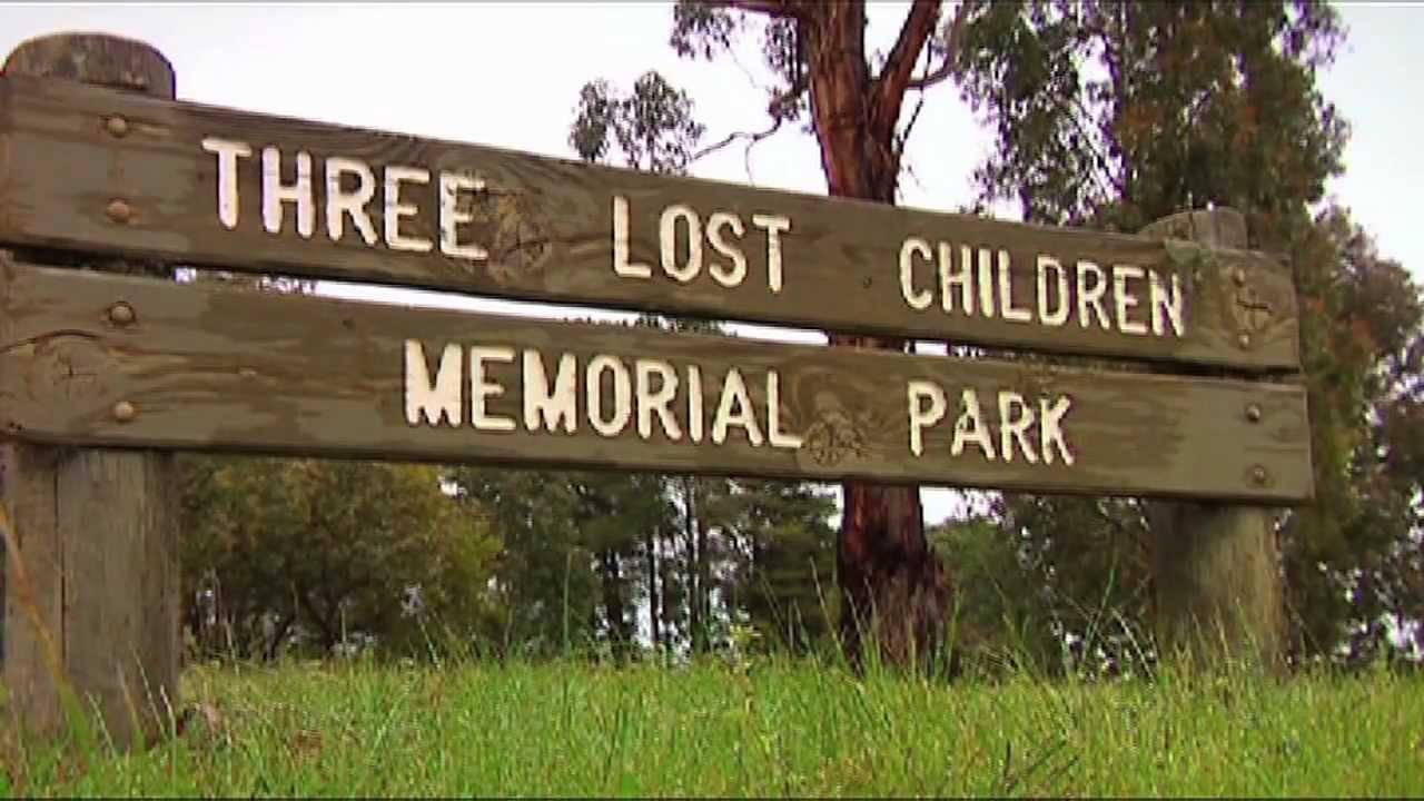Three Lost Children Walk