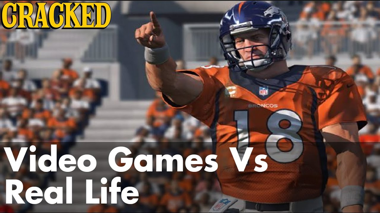 How Video Games Are Making Professional Sports Obsolete