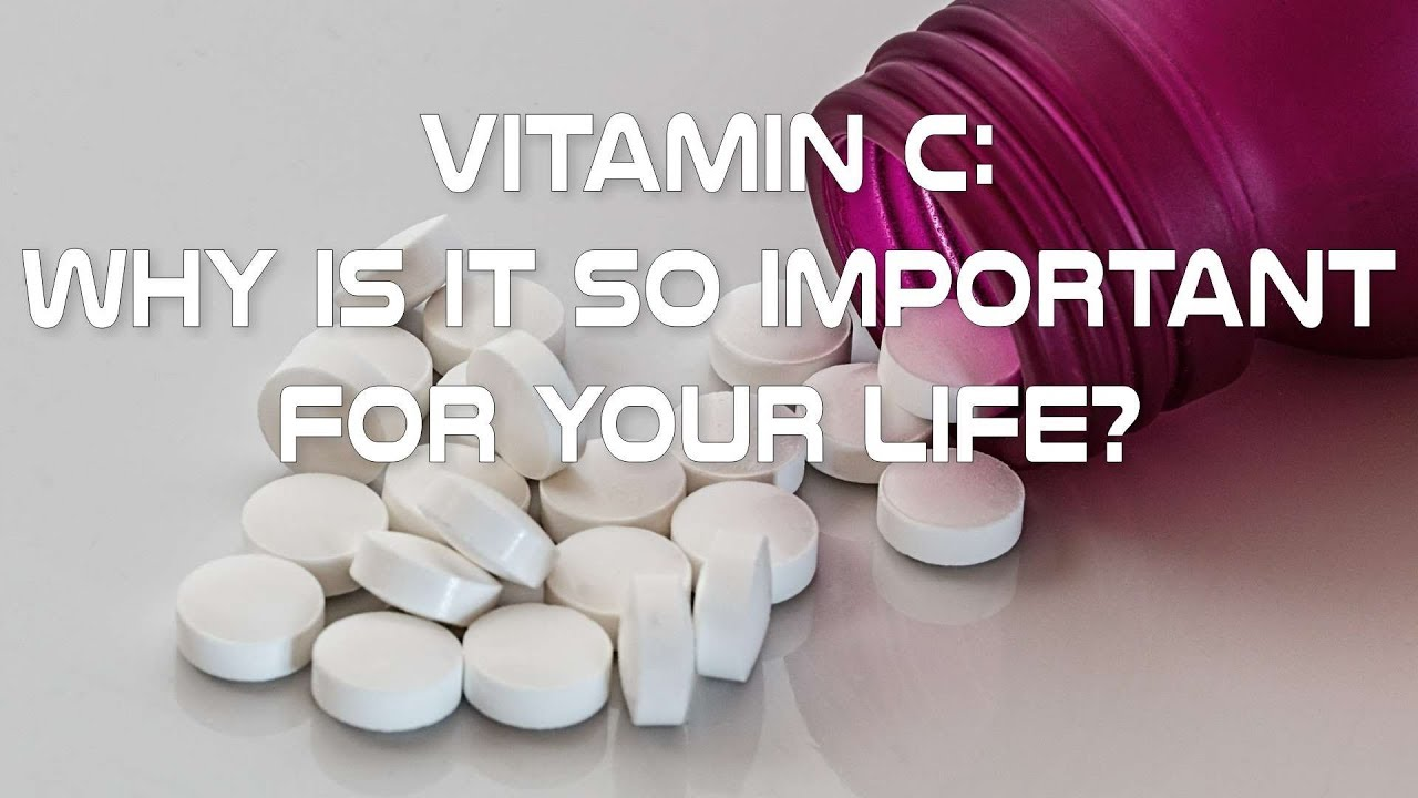 Vitamin C: Why is it important for your health?