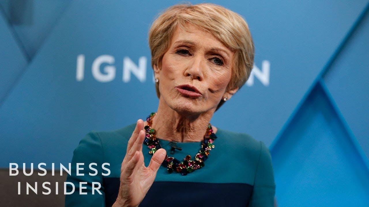 Shark Tank Investor Barbara Corcoran On Donald Trump As A Businessman | IGNITION 2018