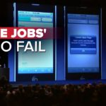 Steve Jobs' demo fail (CNET News)