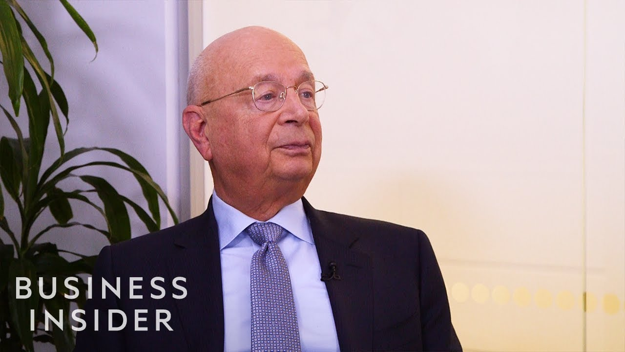 The World Economic Forum Founder Shares The Biggest Threat To The Economy
