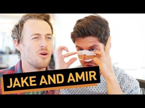 Jake and Amir: Nose Job