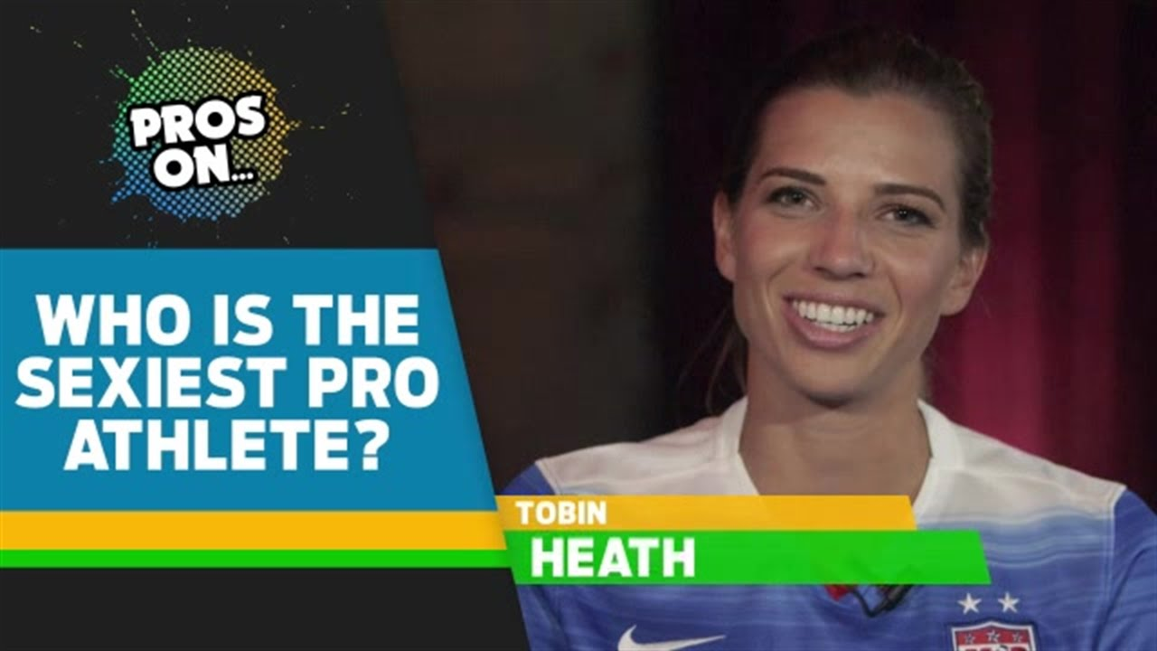 Pros On: USWNT reveal who they think the sexiest athletes are