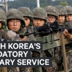 What It's Like To Serve In South Korea's Mandatory Military Service