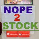 Why I Will Not Buy Stocks in December...
