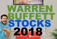 Warren Buffett Top 10 Stock Picks For 2018!