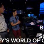 Backstage at Disney: Inside the secret control room for World of Color