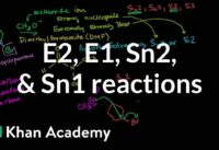 Comparing E2 E1 Sn2 Sn1 Reactions