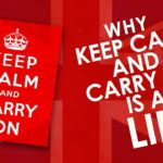 Why 'Keep Calm And Carry On' Is A Lie - Hilarious Helmet History