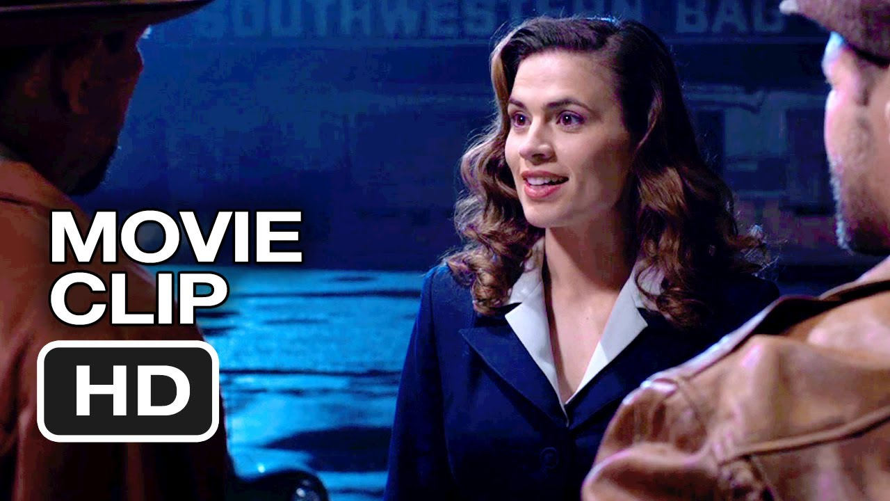 Marvel One-Shot: Agent Carter Official Movie Clip - Action Peggy (2013) - Short Film HD