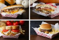 4 Famous Sandwiches from 4 Cities
