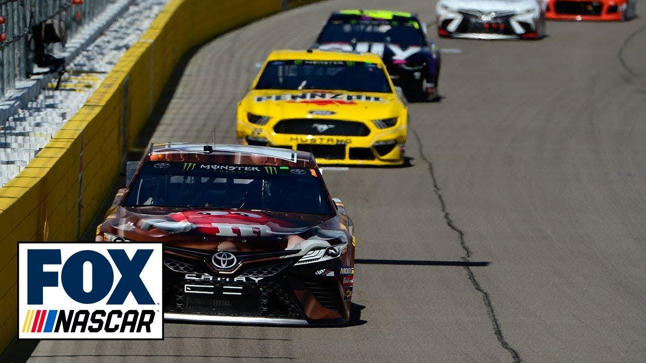 "Radioactive: Las Vegas - ""(Expletive)! (Expletive)! What the (expletive)?"" | NASCAR RACE HUB"