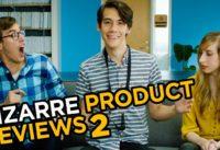 Bizarre Amazon Product Reviews 2