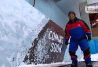 Skiing in 100° Dubai with Rev Run and Family in REV RUNS AROUND THE WORLD