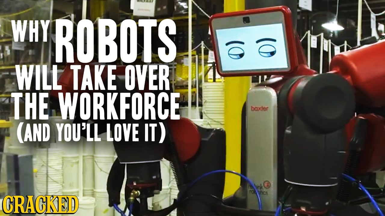 How Robots Already Tried (And Failed) To Take Our Jobs