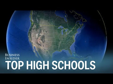 The 11 smartest high schools in America