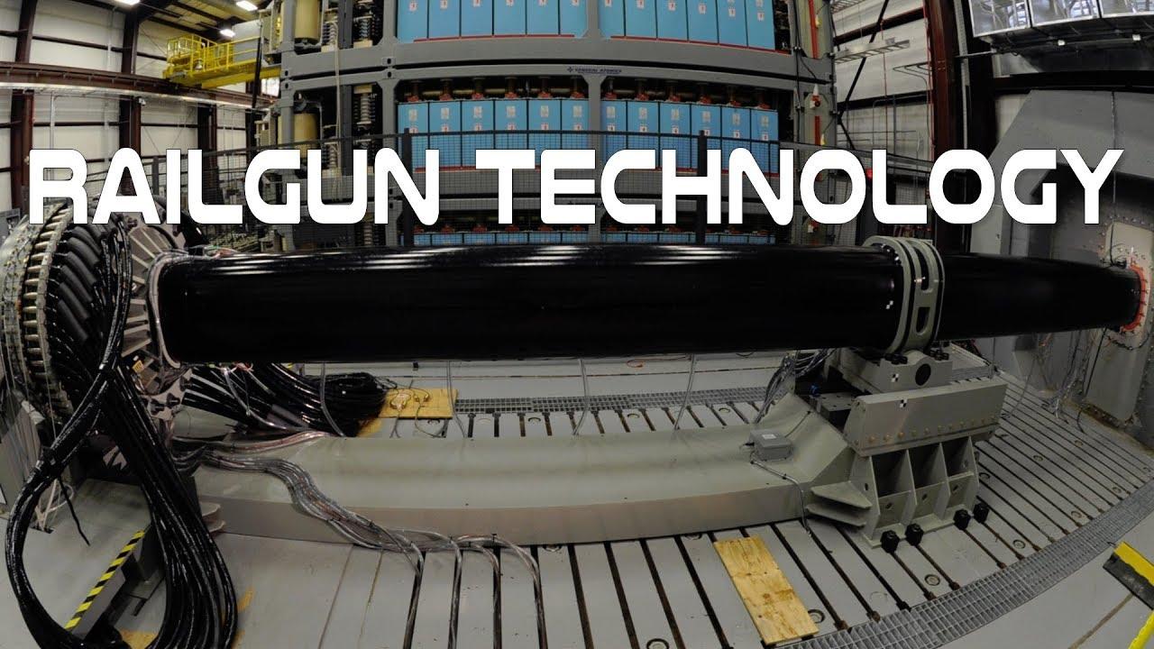 Railgun Technology Documentary