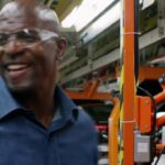 "Terry Crews Joins the Detroit/Hamtramck Assembly Line in Travel Channel's ""Celebrity Adventure Club"""