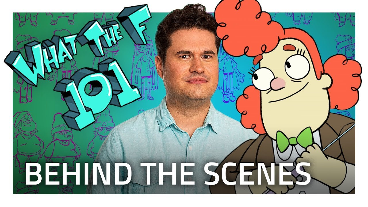Inside Mike Trapp's Gross New Animated Series