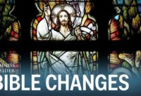 How the Bible has changed over the past 2,000 years