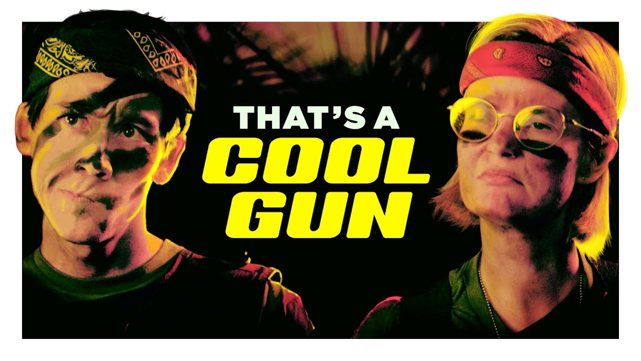 Who Gets the Cool Gun? | CH Shorts