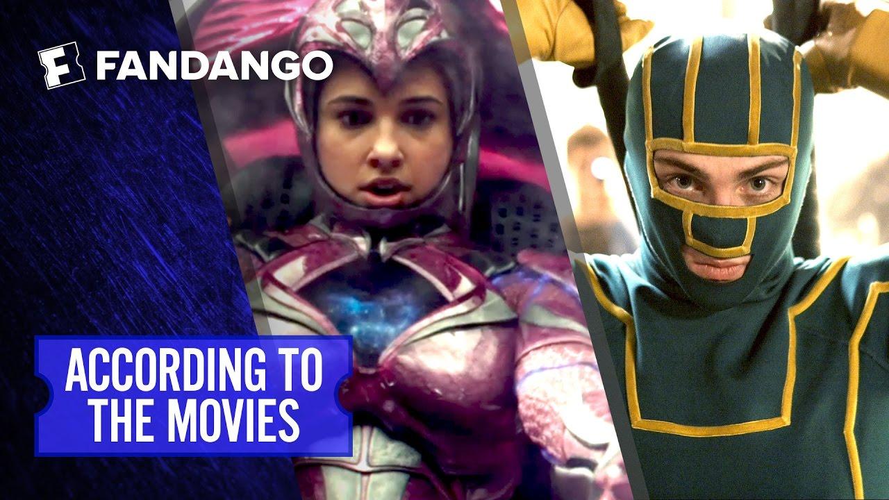 How to Be a Teenage Superhero - According to the Movies (2017)